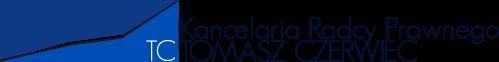 Kancelaria Radcy Prawnego – Tomasz Czerwiec